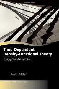 Time-Dependent Density-Functional Theory: Concepts and Applications (Hardcover)-cover