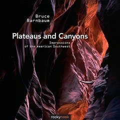 Plateaus and Canyons: Impressions of the American Southwest (Paperback)-cover