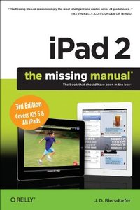 iPad 2: The Missing Manual, 3/e (Paperback)-cover