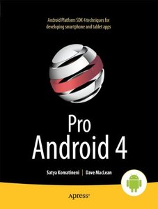 Pro Android 4 (Paperback)-cover
