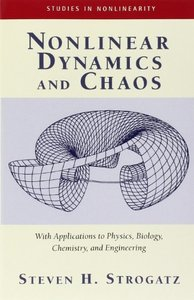 Nonlinear Dynamics And Chaos: With Applications To Physics, Biology, Chemistry, And Engineering (Paperback)-cover