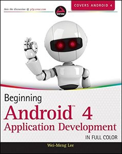 Beginning Android 4 Application Development (Paperback)-cover