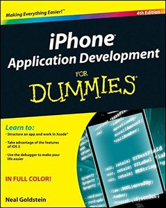 iPhone Application Development For Dummies, 4/e (Paperback)-cover