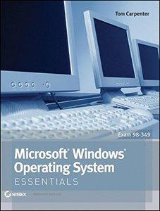 Microsoft Windows Operating System Essentials (Essentials (Paperback)-cover
