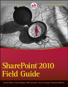 SharePoint 2010 Field Guide (Paperback)-cover