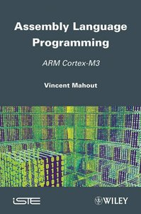 Assembly Language Programming: ARM Cortex-M3 (ISTE) (Hardcover)-cover
