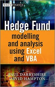 Hedge Fund Modeling and Analysis Using Excel and VBA (Hardcover)-cover