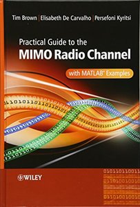Practical Guide to MIMO Radio Channel: with MATLAB Examples (Hardcover)-cover