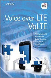 Voice over LTE (VoLTE) (Hardcover)-cover
