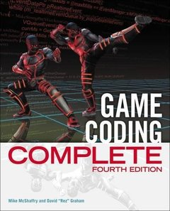 Game Coding Complete, 4/e (Paperback)-cover