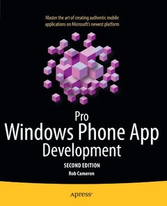 Pro Windows Phone App Development, 2/e (Paperback)-cover