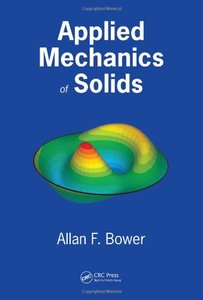 Applied Mechanics of Solids (Hardcover)-cover