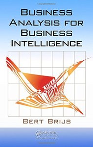 Business Analysis for Business Intelligence (Hardcover)