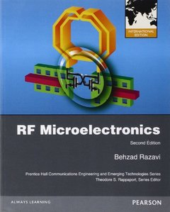 RF Microelectronics, 2/e (IE-Paperback)-cover