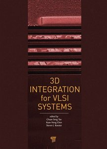 3D Integration for VLSI Systems (Hardcover)-cover