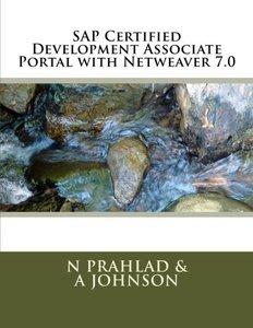 SAP Certified Development Associate Portal with Netweaver 7.0 (Volume 2) (Paperback)-cover