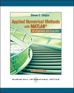 Applied Numerical Methods with MATLAB for Engineers and Scientists, 3/e (IE-Paperback)-cover