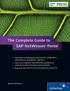 The Complete Guide to SAP NetWeaver Portal (Hardcover)-cover