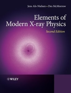 Elements of Modern X-ray Physics, 2/e (Paperback)-cover
