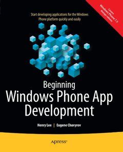 Beginning Windows Phone App Development (Paperback)-cover