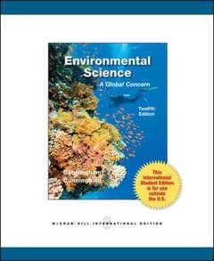 Environmental Science: A Global Concern, 12/e (IE-Paperback)-cover