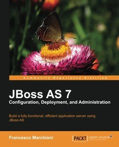 JBoss AS 7 Configuration, Deployment and Administration-cover