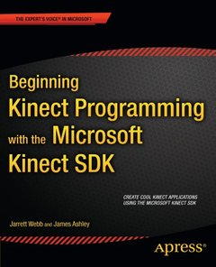 Beginning Kinect Programming with the Microsoft Kinect SDK (Paperback)-cover