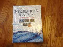 International Business: An Asian Perspective (IE-Paperback)-cover