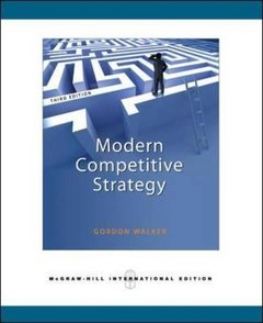 Modern Competitive Strategy, 3/e (IE-Paperback)-cover