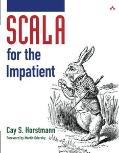 Scala for the Impatient (Paperback)-cover