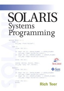 Solaris Systems Programming (Paperback)