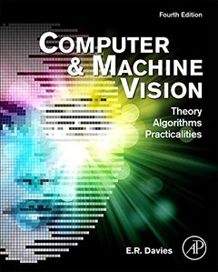 Computer and Machine Vision : Theory, Algorithms, Practicalities, 4/e (Hardcover)-cover