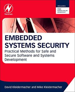Embedded Systems Security: Practical Methods for Safe and Secure Software and Systems Development (Paperback)-cover