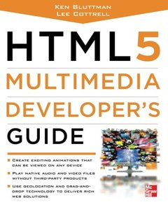 HTML5 Multimedia Developer's Guide (Paperback)-cover