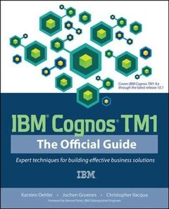IBM Cognos TM1 The Official Guide (Paperback)-cover
