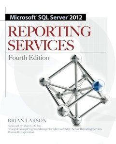 Microsoft SQL Server 2012 Reporting Services, 4/e (Paperback)-cover