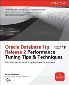 Oracle Database 11g Release 2 Performance Tuning Tips & Techniques (Paperback)-cover
