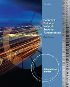 Security+ Guide to Network Security: Fundamentals, 4/e (IE-Paperback)【內含註冊碼,經拆封不受退】-cover