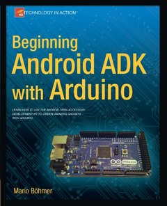 Beginning Android ADK with Arduino (Paperback)-cover