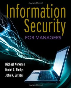 Information Security For Managers (Paperback)-cover