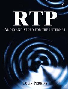 RTP: Audio and Video for the Internet (Paperback)-cover