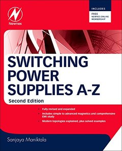 Switching Power Supplies A-Z, 2/e (Hardcover)-cover