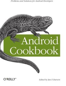 Android Cookbook (Paperback)-cover