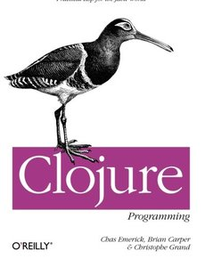 Clojure Programming (Paperback)-cover