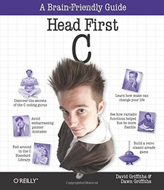 Head First C (Paperback)-cover