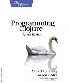 Programming Clojure, 2/e (Paperback)-cover