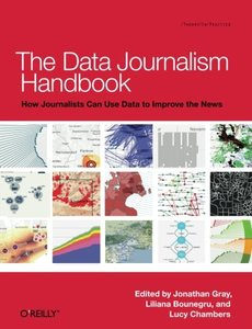 The Data Journalism Handbook (Paperback)-cover