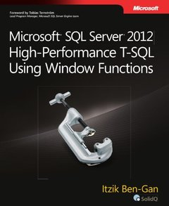 Microsoft SQL Server 2012 High-Performance T-SQL Using Window Functions (Paperback)-cover