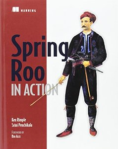 Spring Roo in Action (Paperback)-cover