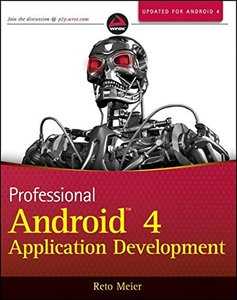 Professional Android 4 Application Development, 3/e (Paperback)-cover